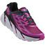 Hoka One One W's Clifton 3 Shoes Anthracite/Neon Fuchsia
